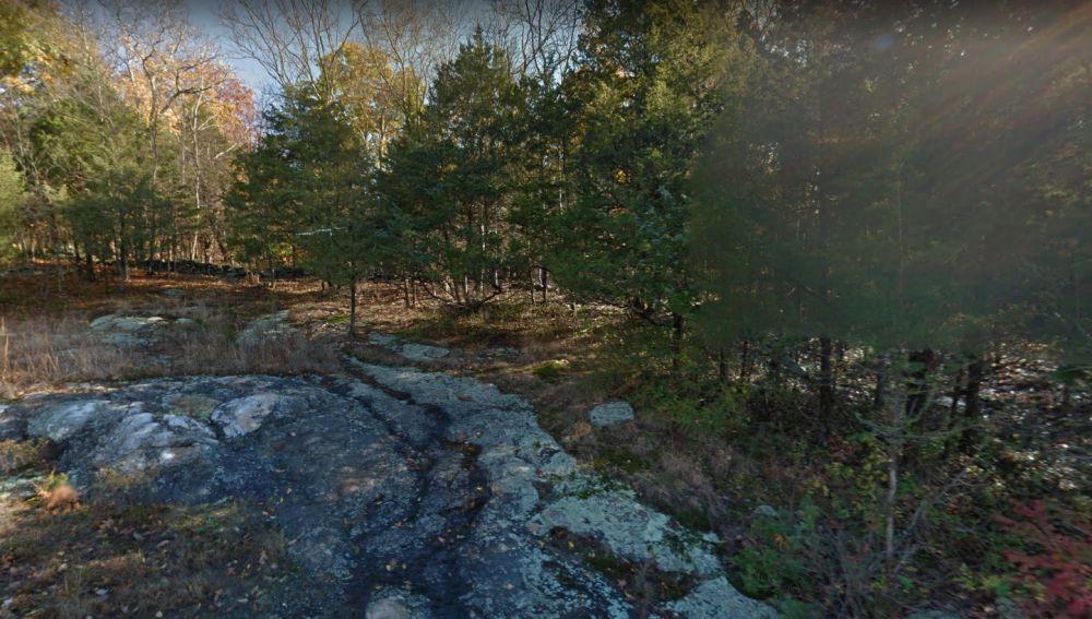 Área de reserva de Grace Richardson, en Connecticut, Estados Unidos.