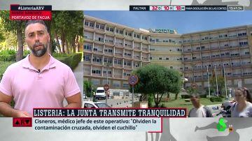 """Facua pide la dimisión del Consejero de Sanidad de Andalucía por la gestión del brote de listeriosis: """"Esto es un escándalo"""""""