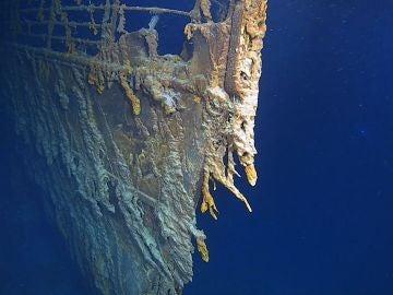 Nuevas imágenes del 'Titanic': sus restos se deterioran