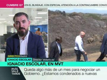 """Ignacio Escolar: """"Podemos hoy aceptaría la oferta que rechazaron en julio"""""""