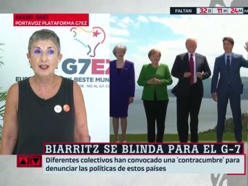 """Voces críticas contra la cumbre del G7: """"Defiende un modelo político que va contra el planeta y la igualdad"""""""