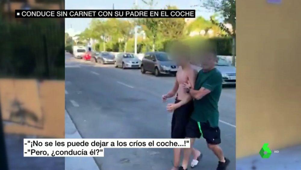 CONDUCTOR Y COCHE