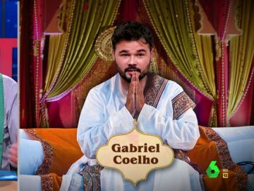 """Así es 'Gabriel Coelho', el """"líder espiritual de los progresistas"""" que podría resolver las tensiones entre Sánchez e Iglesias"""