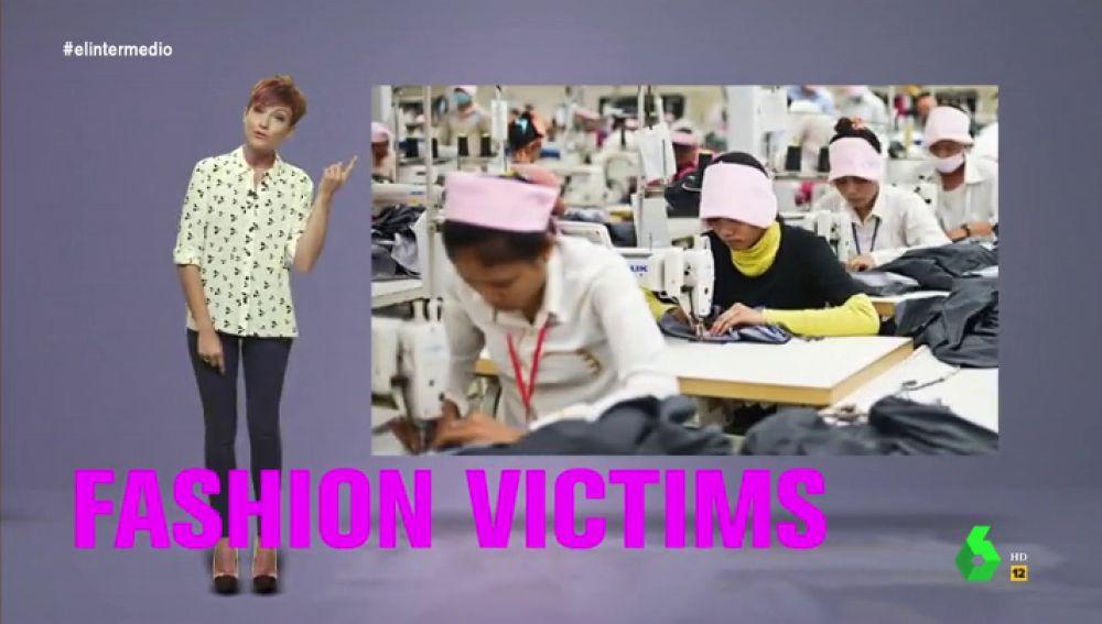 Mujeres que pagan con su vida la ropa que a nosotros nos cuesta cinco euros: Sara Escudero muestra lo que esconde la industria textil