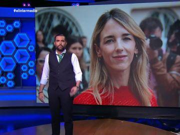 """Dani Mateo enseña a hacer """"política responsable"""": """"Elige bien tus fuentes"""", para no caer en bulos como Álvarez de Toledo"""