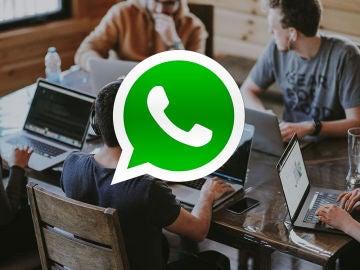 WhatsApp en el trabajo