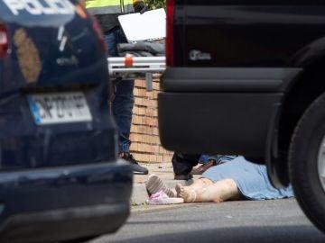 Un hombre asesina a su madre en Málaga