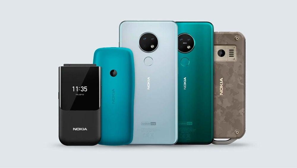Nuevos Nokia en el IFA