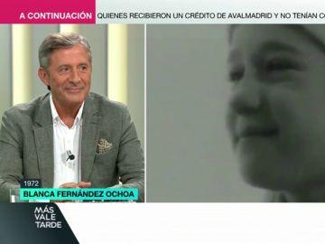 """Jesús Álvarez repasa la trayectoria de Blanca Fernández Ochoa: """"La medalla de Paco le pesó como una losa"""""""