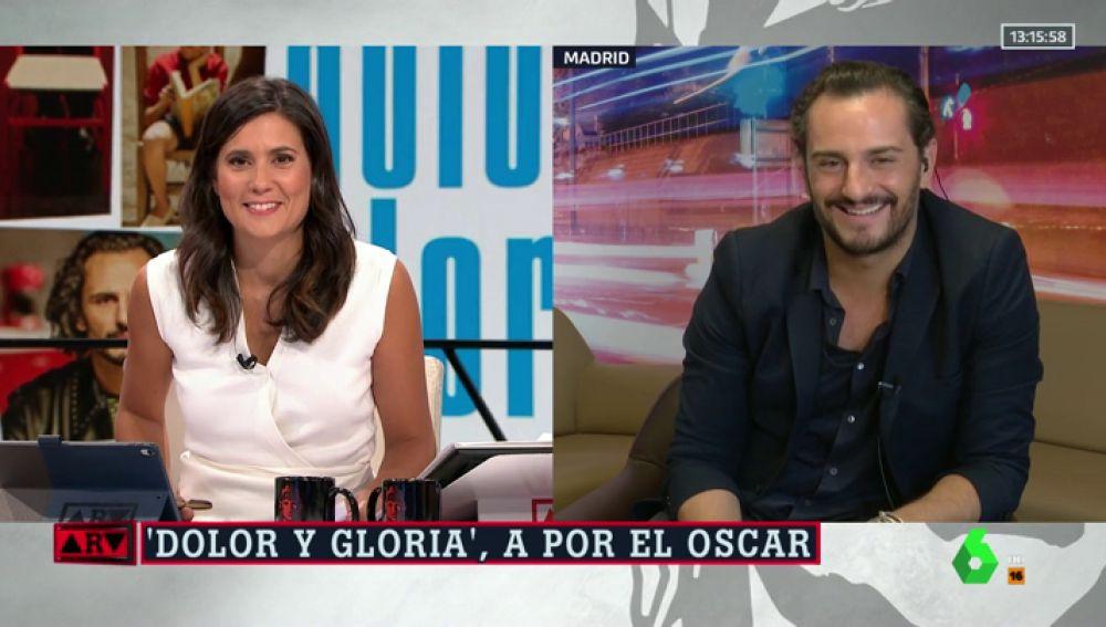 Asier Etxeandía, protagonista de 'Dolor y Gloria', desvela cómo han recibido la noticia de su nominación a los Oscar