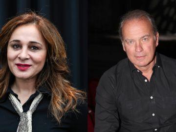 Ana María Aldón y Bertín Osborne