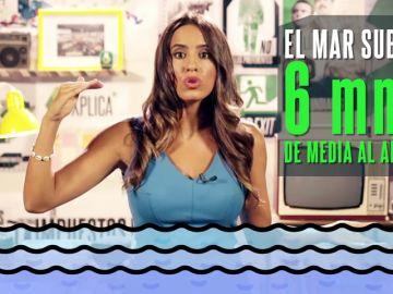 Marina Valdés explica cómo nos estamos cargando el planeta