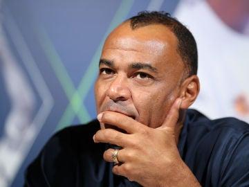 Cafú, leyenda del fútbol brasileño