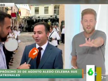 "El estornudo del presentador de 'Murcia Conecta' que preocupa a Anna Simon: ""Algo le está pasando a Fran"""