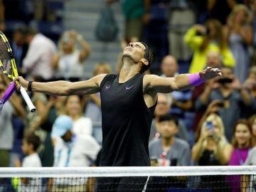 Nadal alcanza las semifinales de US Open
