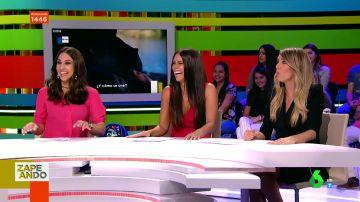 "Anna Simon, Cristina Pedroche, Miki Nadal.... ¿qué se implantarían los zapeadores?: ""Yo me lo tomo todo muy sen serio"""