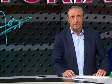 """Josep Pedrerol: """"¿Carta de libertad para Messi? Bartomeu, la que has liado"""""""