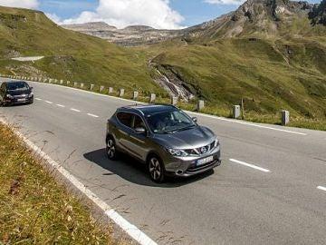 Conducción en carreteras de montaña.