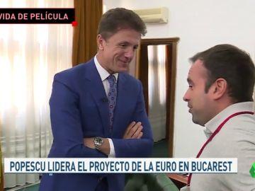 Popescu: de la fama y el FC Barcelona a la cárcel y a la política