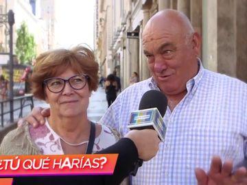 Zapeando entrevista a una pareja