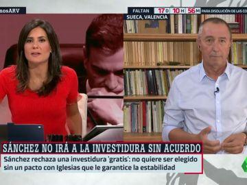 """Joan Baldoví (Compromís): """"El PSOE está más pendiente de la foto que de llegar a un acuerdo. No tiene un interés real"""""""