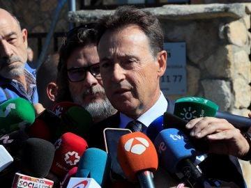El periodista y presentador de televisión Matías Prats