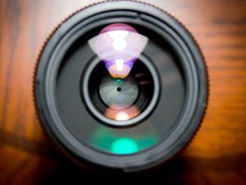 Imagen de una lente