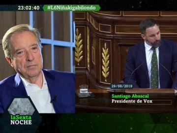 Iñaki Gabilondo sobre Abascal