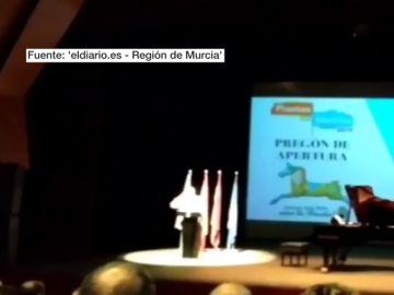 REEMPLAZO | Las fiestas de Molina de Segura, en Murcia, arrancan con un pregón racista y xenófobo