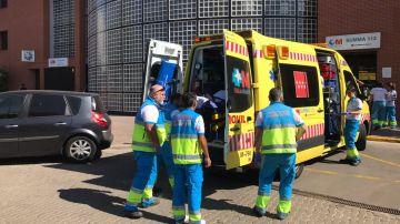 Hombre apuñalado en plena calle en Alcalá de Henares