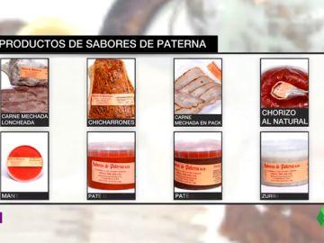 REEMPLAZO | Sanidad ordena retirar todos los productos de Sabores de Paterna tras la alerta por listeriosis