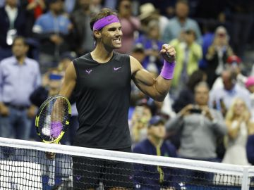 Nadal llega a la final del US Open