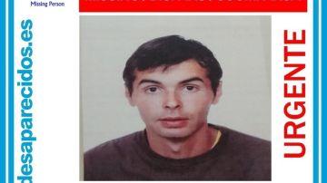 Davil Hidalgo Morgado, el joven desaparecido en Campillos
