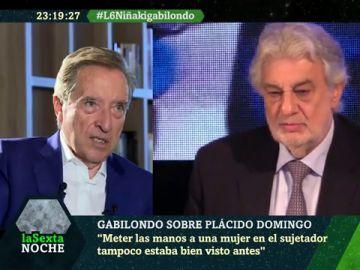 Iñaki Gabilondo, sobre Plácido Domingo