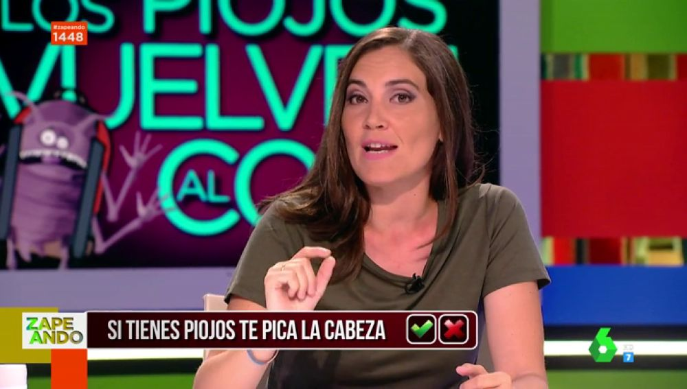 Boticaria García desmonta los mitos sobre los piojos: ni mueren con el vinagre ni saltan a otra cabeza