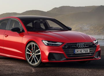 Audi A7 55TFSIe