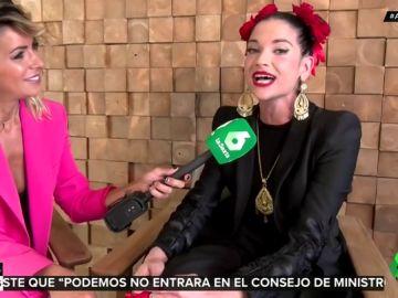 """Natalia Jiménez: """"Tenía muchas ganas de volver a España"""""""