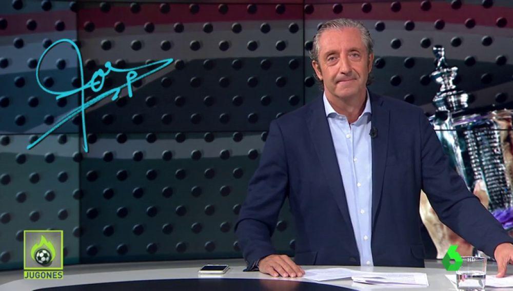 """Josep Pedrerol: """"Rafa Nadal hizo que las ojeras de hoy hayan merecido la pena"""""""