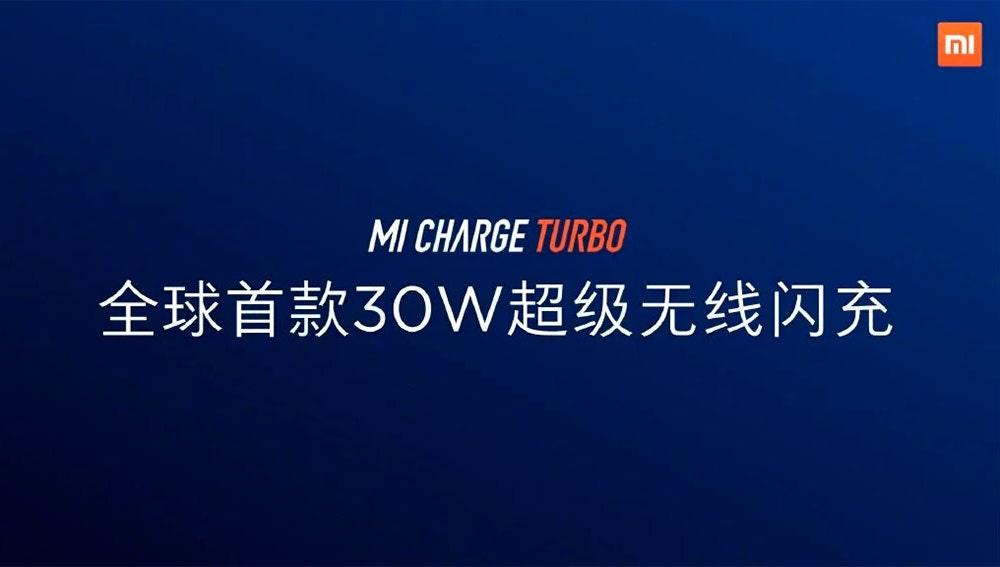 La nueva carga inalámbrica de 30W