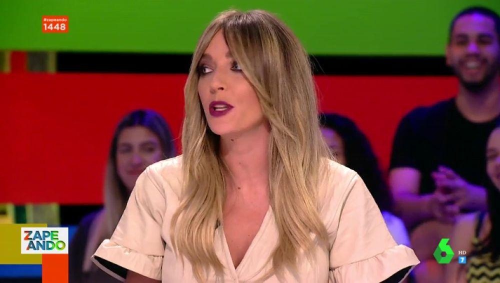 """El 'dardo' de Anna Simon a Dani Mateo: """"Aposté que te echaban a la tercera semana"""""""