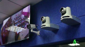 Polémica por la propuesta de la Fiscalía de instalar cámaras en los colegios
