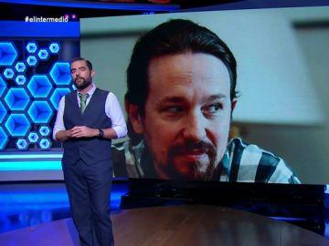 """Dani Mateo desvela lo que hacía Iglesias mientras Podemos se reunía con el PSOE: """"Te hemos pillado"""""""