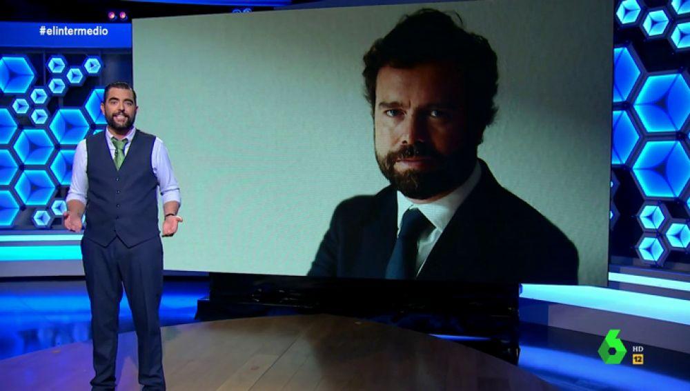 """El 'dardo' de Dani Mateo a Vox: """"Cuando nadie les hace caso hablan de violencia machista"""""""