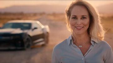 Valerie Plame, en su vídeo de campaña