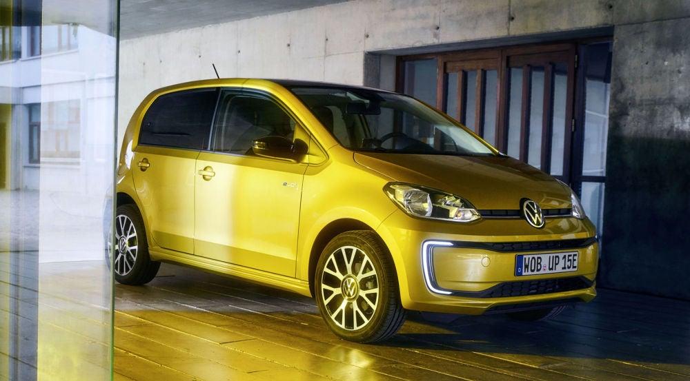 Volkswagen UP eléctrico: se reinventa su 'mecánica'