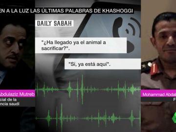 """Salen a la luz las grabaciones del asesinato de Khashoggi: """"Me ahogaréis"""""""