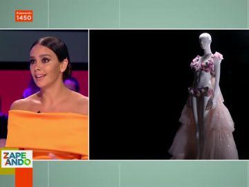 """Cristina Pedroche hace """"historia en la moda"""": así es la exposición de sus espectaculares vestidos de las Campanadas"""