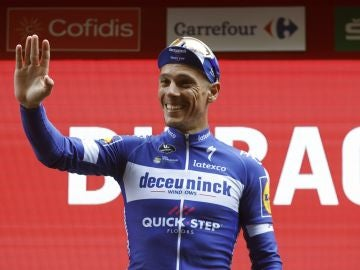 Gilbert, ganador de la 17ª etapa de la Vuelta a España 2019