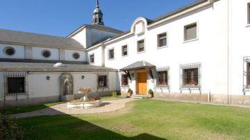 Imagen de la Iglesia de las Esclavas en La Moraleja