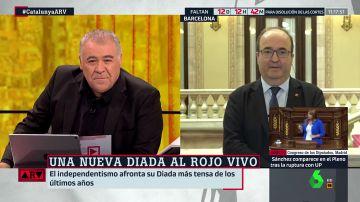 """Miquel Iceta pide elecciones en Cataluña: """"El independentismo está dividido y desorientado"""""""